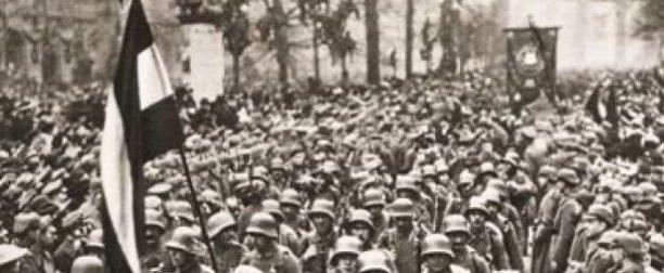 I. Dünya Savaşı Sonrası Almanya