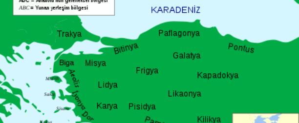 Anadolu'da Yaşamış Medeniyetler Nelerdir?