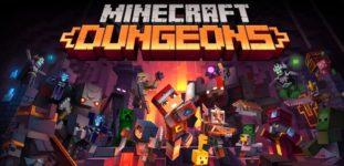 Minecraft Dungeons Oyun İncelemesi