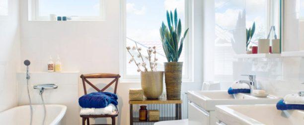 Şık ve Modern Banyo Dekorasyonu Nasıl Yapılır?